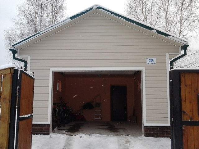 Уютный гараж своими руками фото