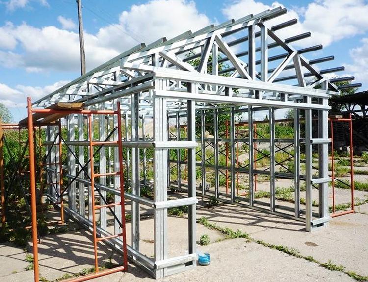 Как построить двухэтажный дом с гаражом майнкрафт