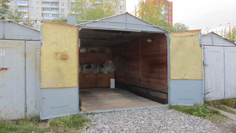Как поднять гараж при помощи домкрата - порядок действий 1
