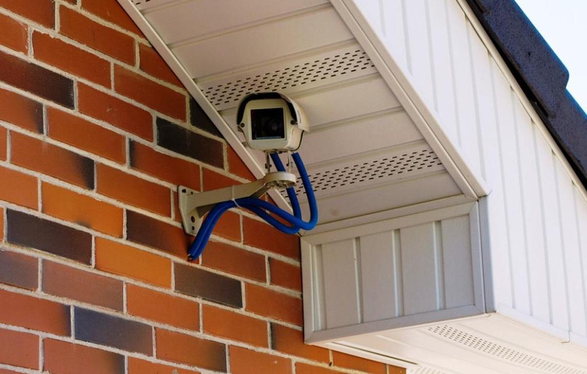 Купольная ip камера видеонаблюдения поворотная